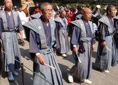 шествие тысячи самураев, Никко / Япония