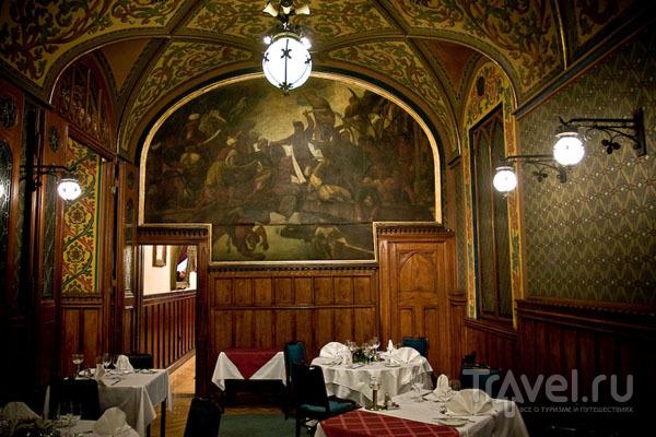 """Ресторану """"Карпатия"""" более ста лет / Фото из Венгрии"""