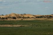 дюны все же встречаются / Монголия