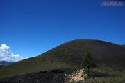 вот он, вулкан / Монголия