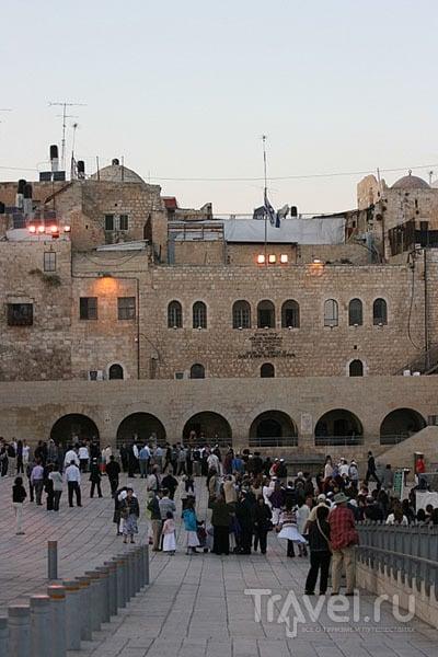 У Стены Плача, Иерусалим / Фото из Израиля