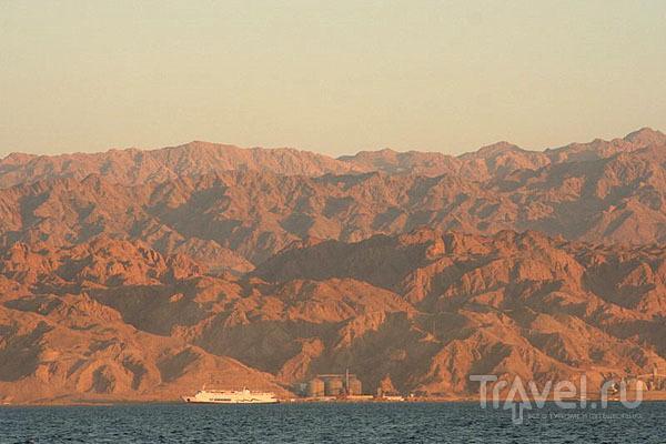 Вид на Иорданию / Фото из Израиля