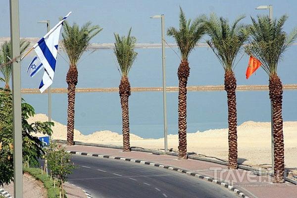 Вид на Мертвое море / Фото из Израиля
