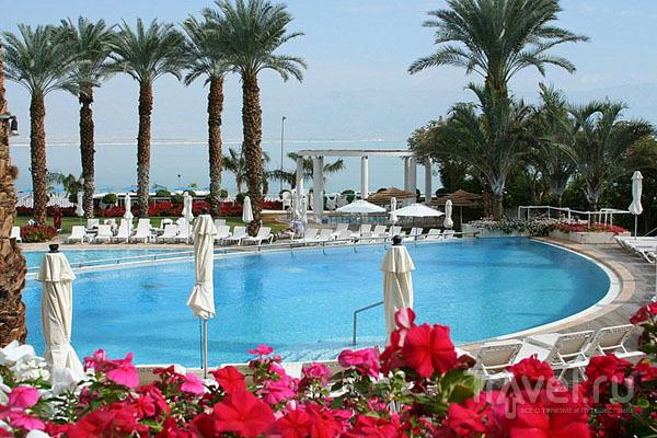 Отель Caesar Premiere 5* на Мертвом море / Фото из Израиля