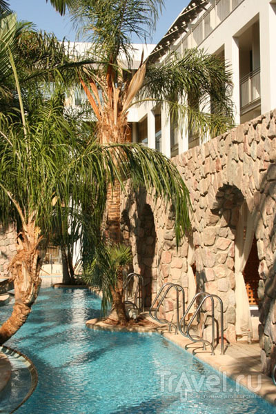 Отель Isrotel Agamim в Эйлате / Фото из Израиля