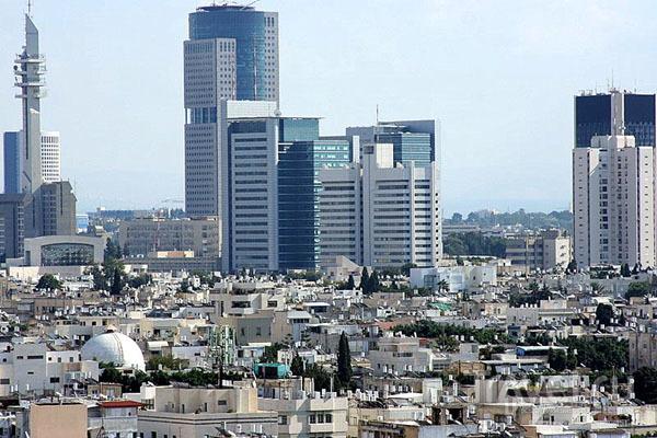 Вид на Тель-Авив, Израиль / Фото из Израиля