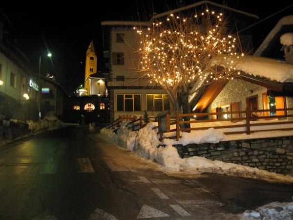 Вечерний Курмайор, Италия / Фото из Италии