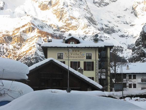 Отель Villa Novecento на курорте Курмайор / Фото из Италии