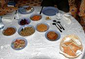 салат по-мароккански / Марокко