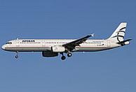 Airbus A321 / Греция