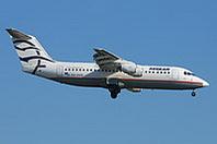Avro RJ100 / Греция