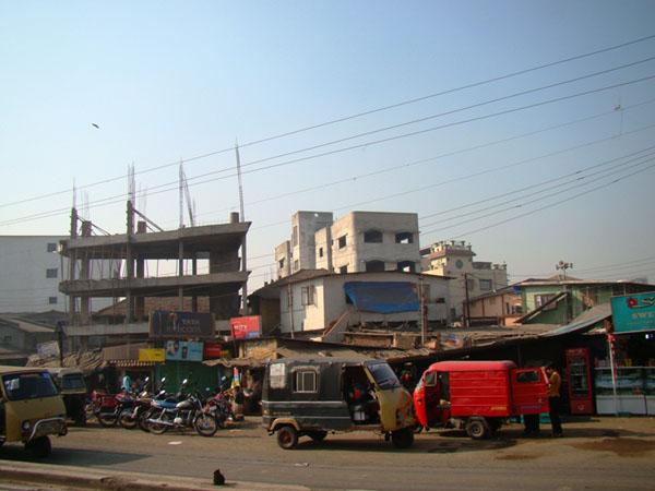 По дороге из Мумбаи в Гоа / Фото из Индии