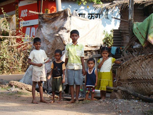 Индийские дети / Фото из Индии
