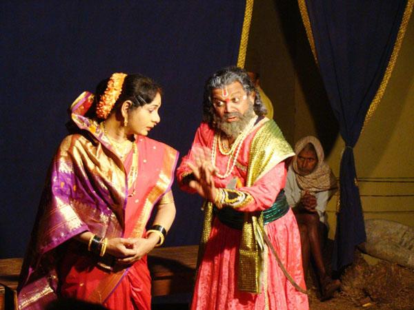 Фестиваль в Арамболе / Фото из Индии