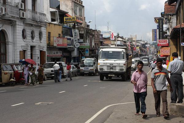 Канди - бывшая столица Шри-Ланки / Фото со Шри-Ланки