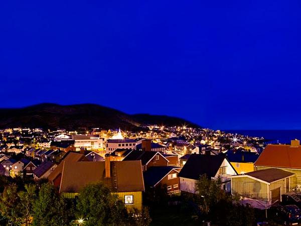 В Хоннингсвоге живет чуть менее 3000 человек / Фото из Норвегии