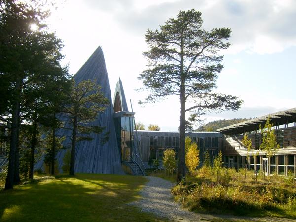 Только норвежские саамы имеют собственный парламент / Фото из Норвегии