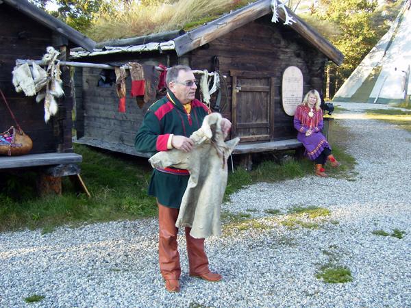 Экскурсии максимально приближены к реальной жизни саамов / Фото из Норвегии