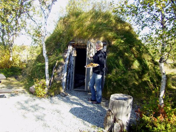 Дегустация блюд саамской кухни / Фото из Норвегии
