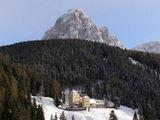 Замок в С.Кристине / Италия
