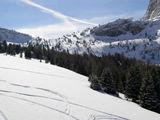 Cнежные поля / Италия