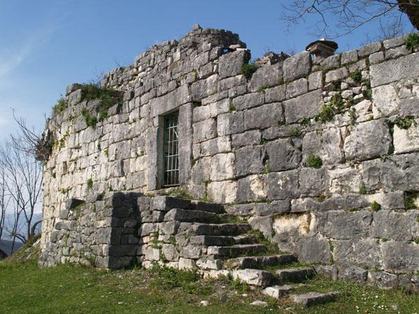Анакопийская крепость, Новый Афон / Фото из Абхазии