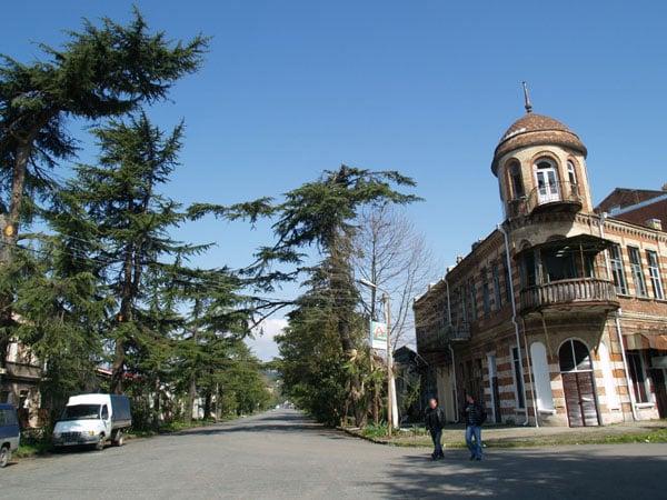 Исторический район Сухума / Фото из Абхазии