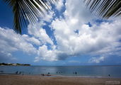 Пляж Cerro Gordo / Пуэрто-Рико