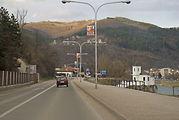 Дорога в Приеполье / Сербия