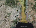 Первый отель на Мертвом Море / Израиль