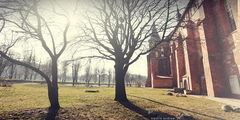 Вход в Кафедральный собор / Россия