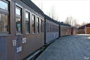 Старые вагоны / Финляндия