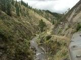 Слишком крутые склоны / Эквадор