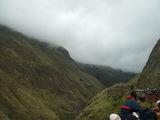 Появляется облачность и становится прохладней / Эквадор
