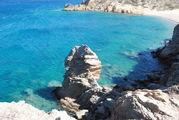 Море в районе пляжа Вай / Греция