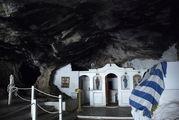 Молельня в пещере / Греция