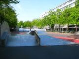 Специальные площадки для скейтбордистов / Нидерланды