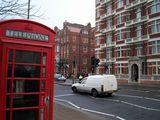 Телефонная будка / Великобритания