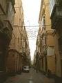 Боковая улочка в центре города / Испания