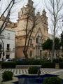 Площадь перед собором / Испания