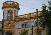 Архитектура Тибидабо / Испания