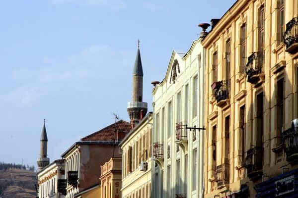 Улицы маршала Тито, Битола / Фото из Македонии