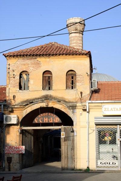 В Старом городе, Битола / Фото из Македонии
