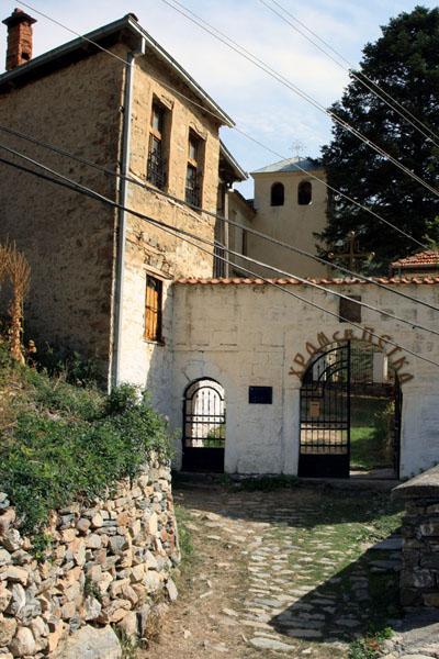 Церковь Свети-Петка, Маловишта / Фото из Македонии