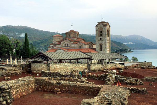 Храм Свети-Климент и Пантелеймон, Охрид / Фото из Македонии