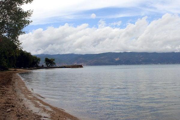 Охридское озеро, Македония / Фото из Македонии