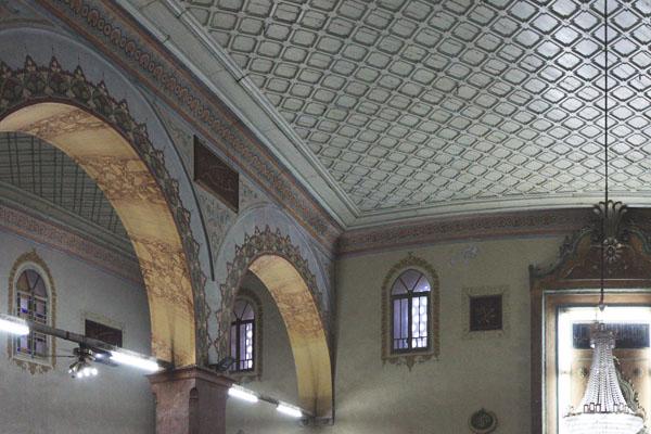 В мечети султана Мурата / Фото из Македонии