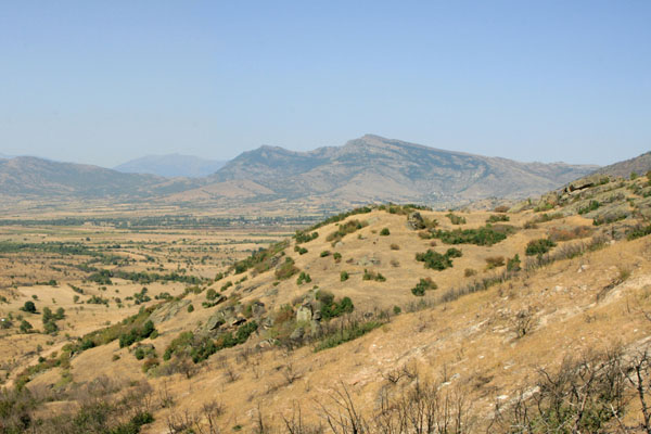 На пути к вершине горы Злато и Трескавцу, Македония / Фото из Македонии