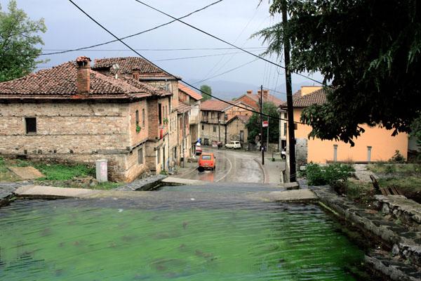 Вевчани - место с удивительной историей / Фото из Македонии