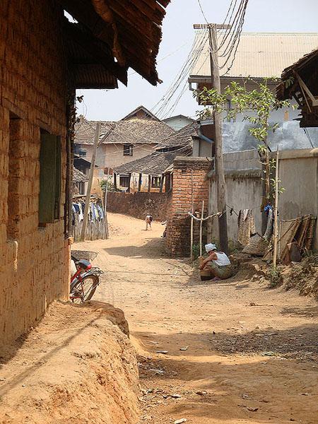 Типичные цвета Бирмы, Тачилейк / Фото из Мьянмы